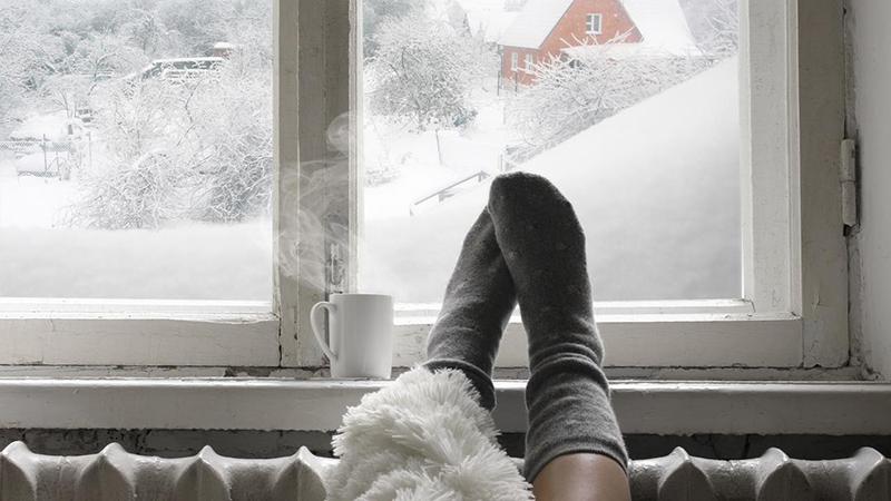 Domowe sposoby na zimne stopy