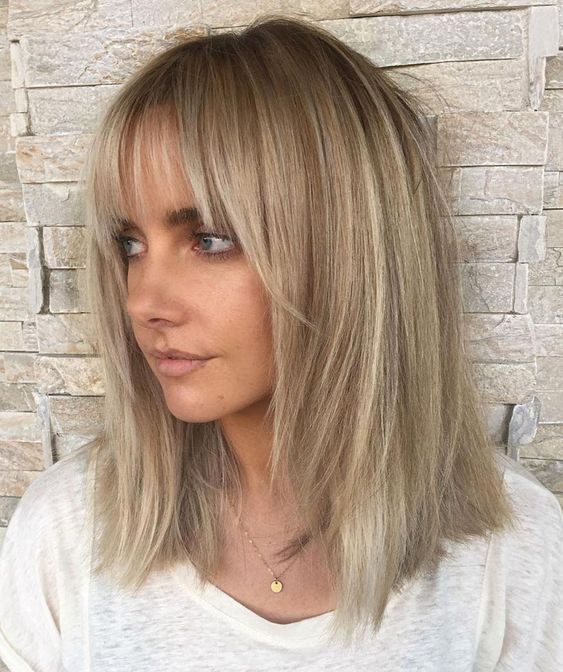 Trendy Inspiracje Na Włosy Do Ramion 2019 Beautydelightspl