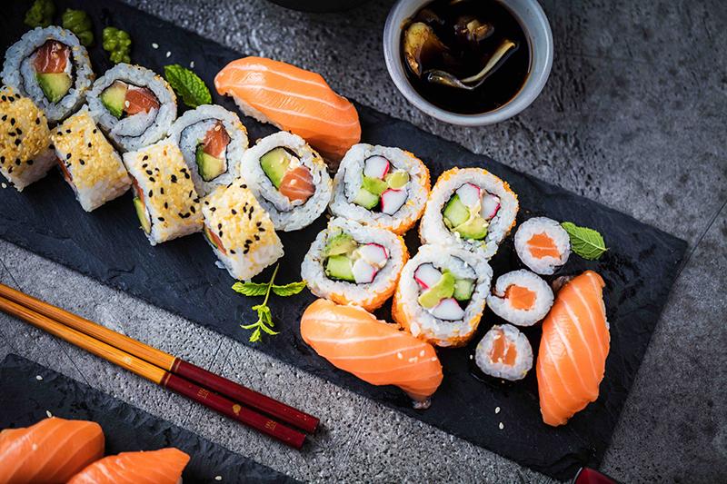 Czy sushi jest zdrowe czy może zaszkodzić