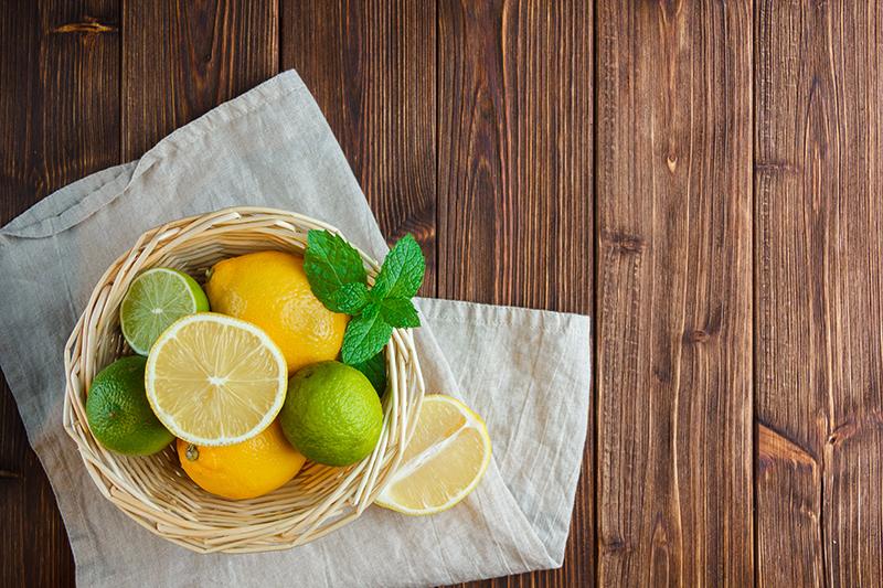 Zastosowanie cytryny w domowych obowiązkach