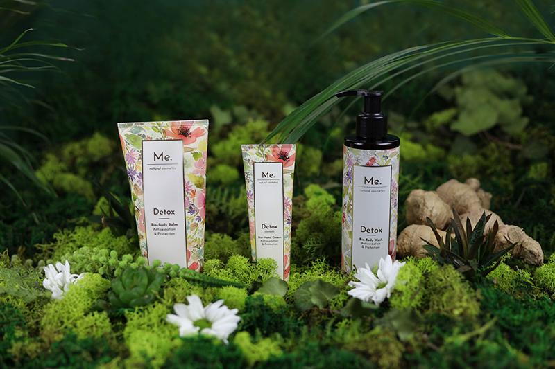 Nowa marka kosmetyczna Me. zadebiutowała na rynku beauty