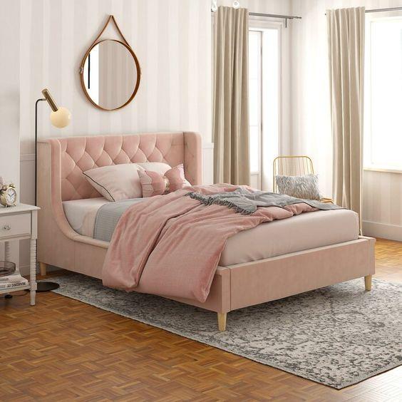 Pomysł na elegancki wystrój sypialni