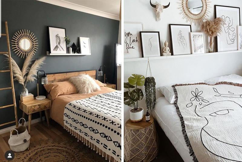 Przytulna sypialnia - 14 aranżacji, inspiracji i pomysłów